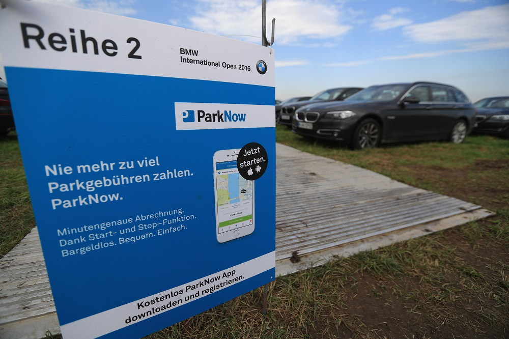 COLOGNE, GERMANY - JUNE 24: Public Area at Golf Club Gut Larchenhof on June 22, 2016 in Cologne, Germany. (Photo by Matthew Lewis/Getty Images For BMW)