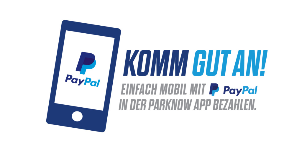 PayPal ParkNow Logo