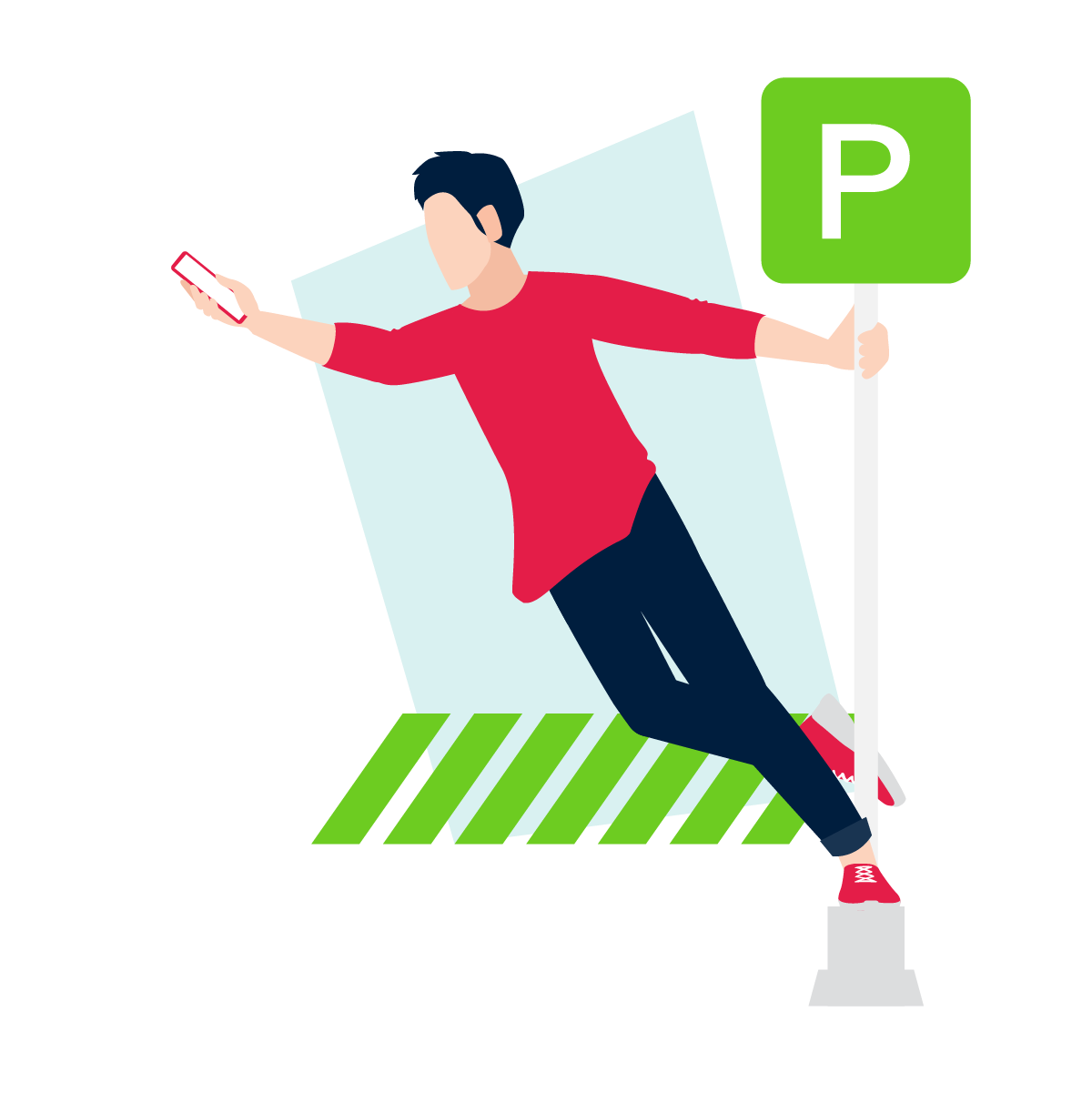 Mobile parking with PARK NOW's parking app